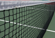 Direct factory supply tennis net/PE knotted net