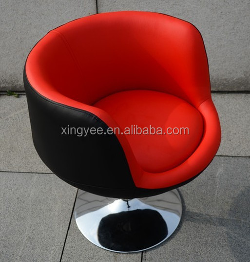 Modern Living Room Furniture Of House Pu Leather School Armchair ...