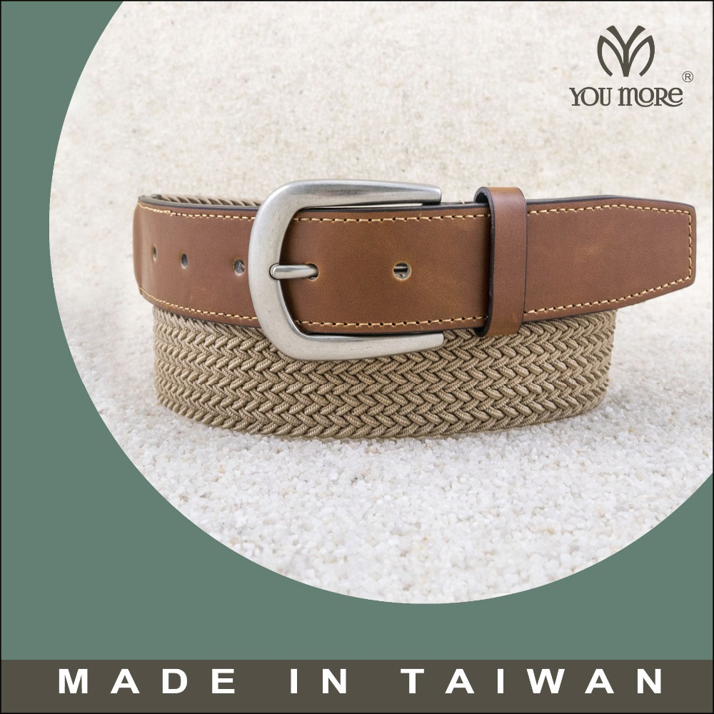 2015 new sell hot leather products military canvas web belt fabric material