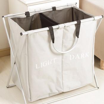 Bag Large Capacity Printed Fabric