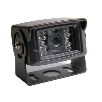 1080P AHD Waterproof Rear View Vehicle Camera For Truck