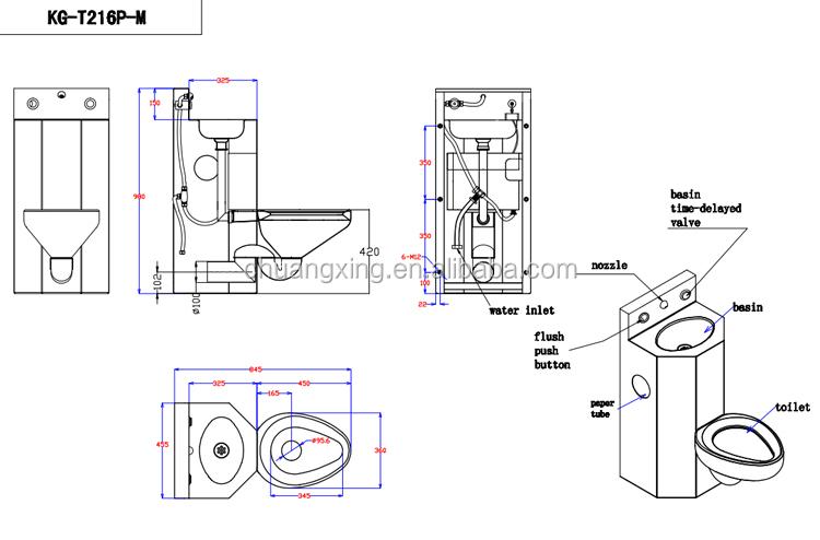 304 Bathroom Used Stainless Steel Prison Toilet Buy