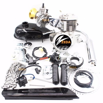 ZEDA Brand New 80cc 2 Stroke Motor Engine Kit With Technology Pearl Coating