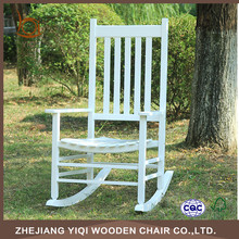 Big sale White Color Outdoor Rocking Chair