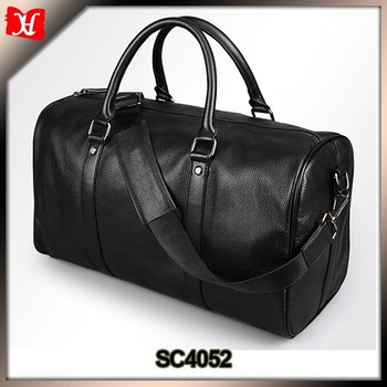 0606e38b13cc Mens Faux Black Leather Work Hand Carry Bag