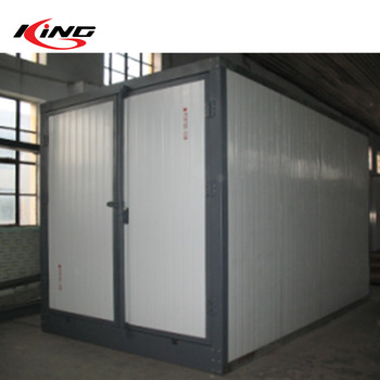 powder coating electric oven