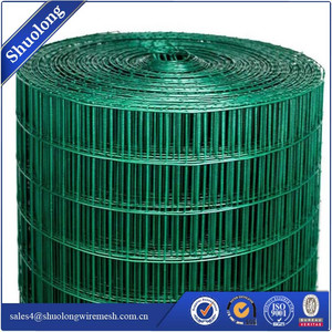 Hot! Hot! PVC coated galvanized welded wire mesh