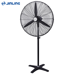 Industrial workshop Pedestal Portable Fan Air Cooling Cooler Oscillating Tilt Floor 60cm 75cm New 3 Blade