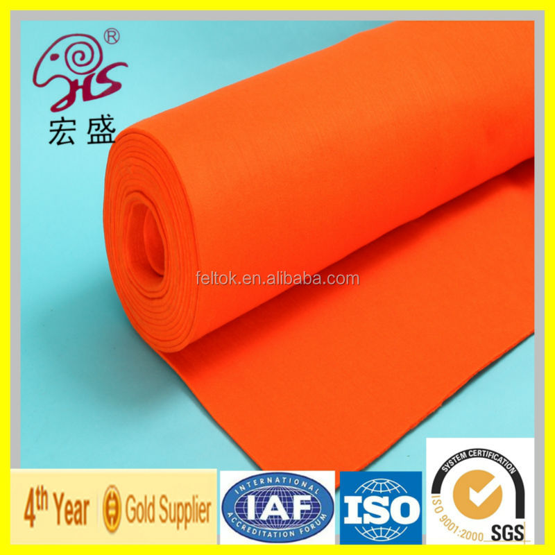 China Supplier Different Color Acrylic Felt Sheets