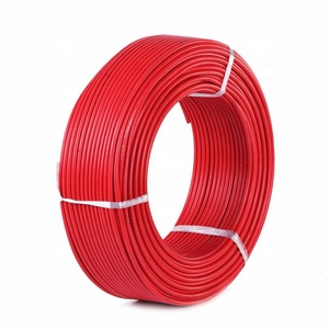 Factory direct price 600V THHN UL83 use in dry locations PVC insulated nylon sheathed building wire