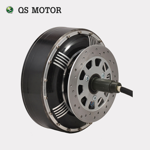 QS 6000W V2 273 for light car 800kg two wheel drive electric car wheel hub motor
