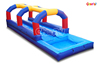 Backyard Rental Discount Inflatable Dual Lane Slippery Slide N Slip