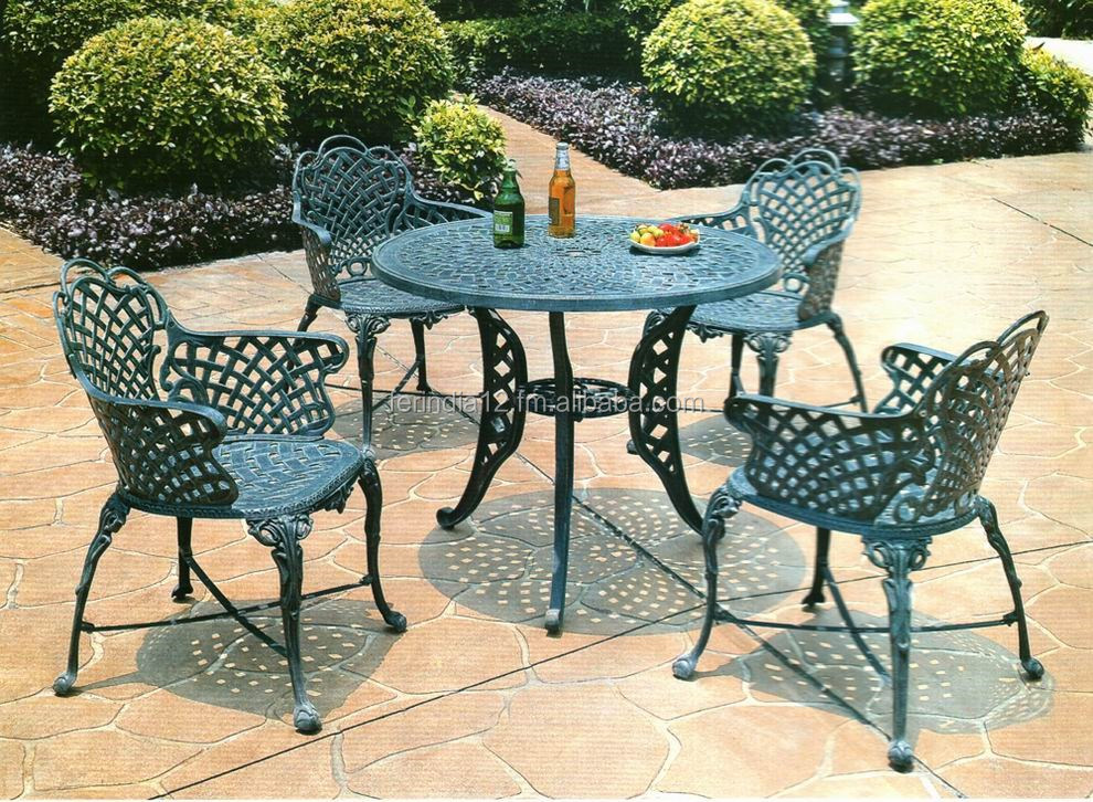 india cast aluminum garden furniture india cast aluminum garden furniture manufacturers and suppliers on alibabacom