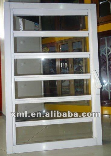 Moderne alliage d 39 aluminium persiennes fen tre avec style for Decoration fenetre persiennes