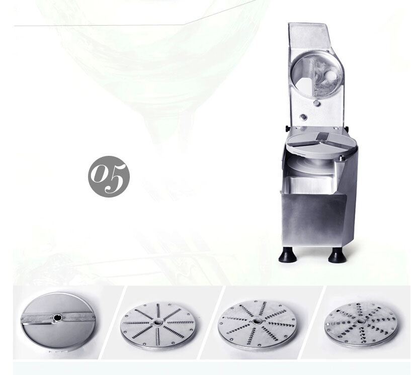 Muti-purpose Electric Cucumber Potato Slicer Shredder Vegetable Fruit Cutter with CE ROHS