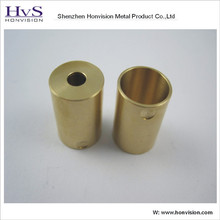 CNC Screw Machining of Harley Brass Parts
