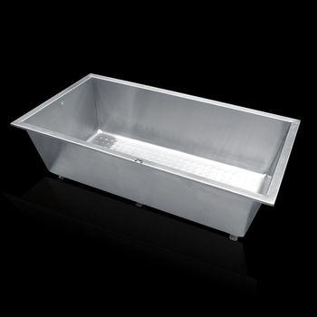 Beau Kuge Stainless Steel Philippines Bathtub