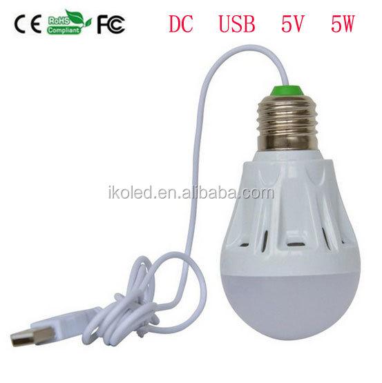 5 Volt Portable Usb Powered Led Light Lamp For Night Reading ...