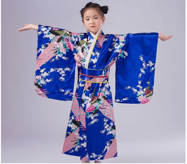 Popular Japanese Kimono Kids-Buy Cheap Japanese Kimono ...