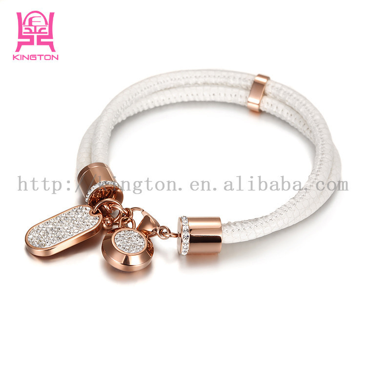 item red gold new knitted women string arrival bracelet pure