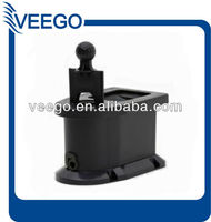 Golf Club Washer With Mounting Base for Most Golf Carts