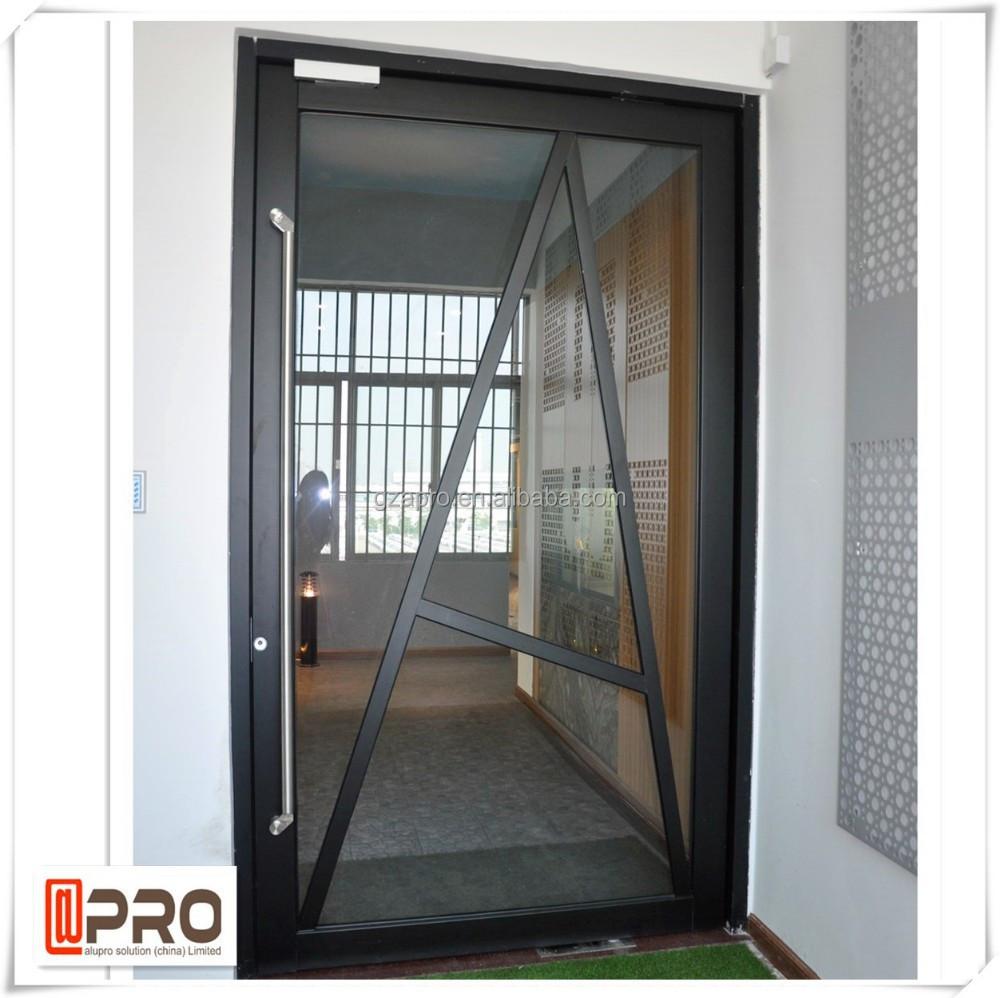 Disenos Puertas Frente Casa 25: Apro Puertas De Entrada De Aluminio De Primavera Frente