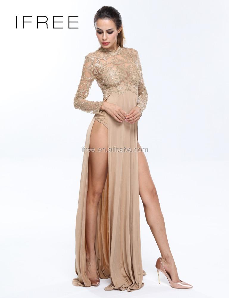 Сексуальное нарядное платье для полных