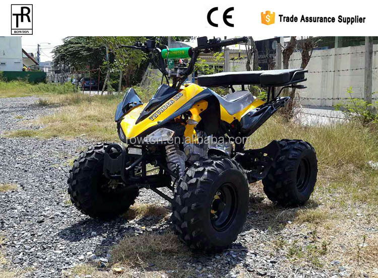 hot sell thunder 125cc ATV 125cc sports ATV 4 wheel motorcycle for adult
