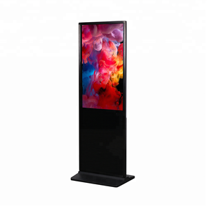 Super Slim 42 Inch PC LCD Display Touch Screen Kiosk for Advertising