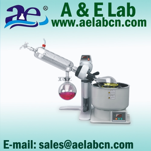 Rotary Vacuum Evaporator Distillation Unit