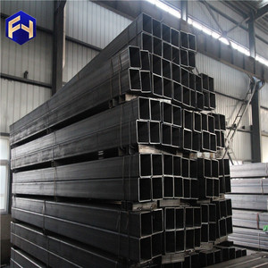 st37 square steel tube 40x40x2 factory price