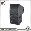 coxial mini line array system x audio speaker