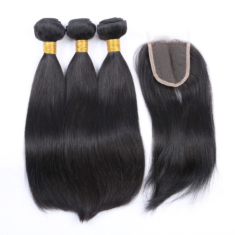 Best selling china factory cheap virgin Peruvian straight hair weave human hair weaving black women in stock
