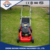 Single four stroke hand push lawn mower