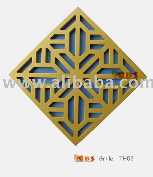 Cute Metal Wall Grilles In Interior Decoration Ideas - Wall Art ...