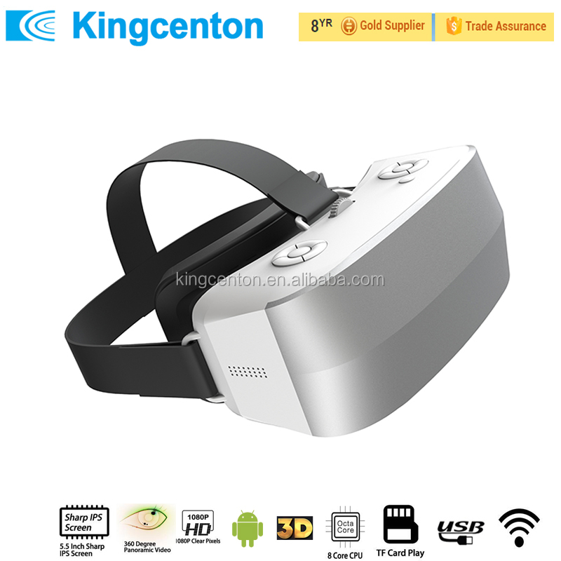 Factory Direct Cheap Sale Virtual Reality Headset 3d Vr Glasses Vr