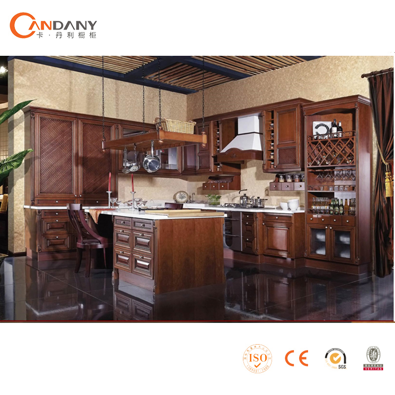 Hot new products for 2015 custom wood kitchen cabinets made in china,private label kitchen