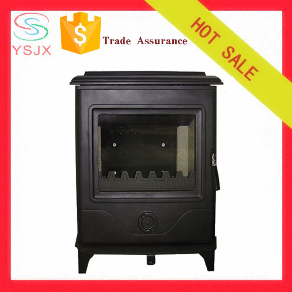 Portable cast iron wood pellet fireplace price