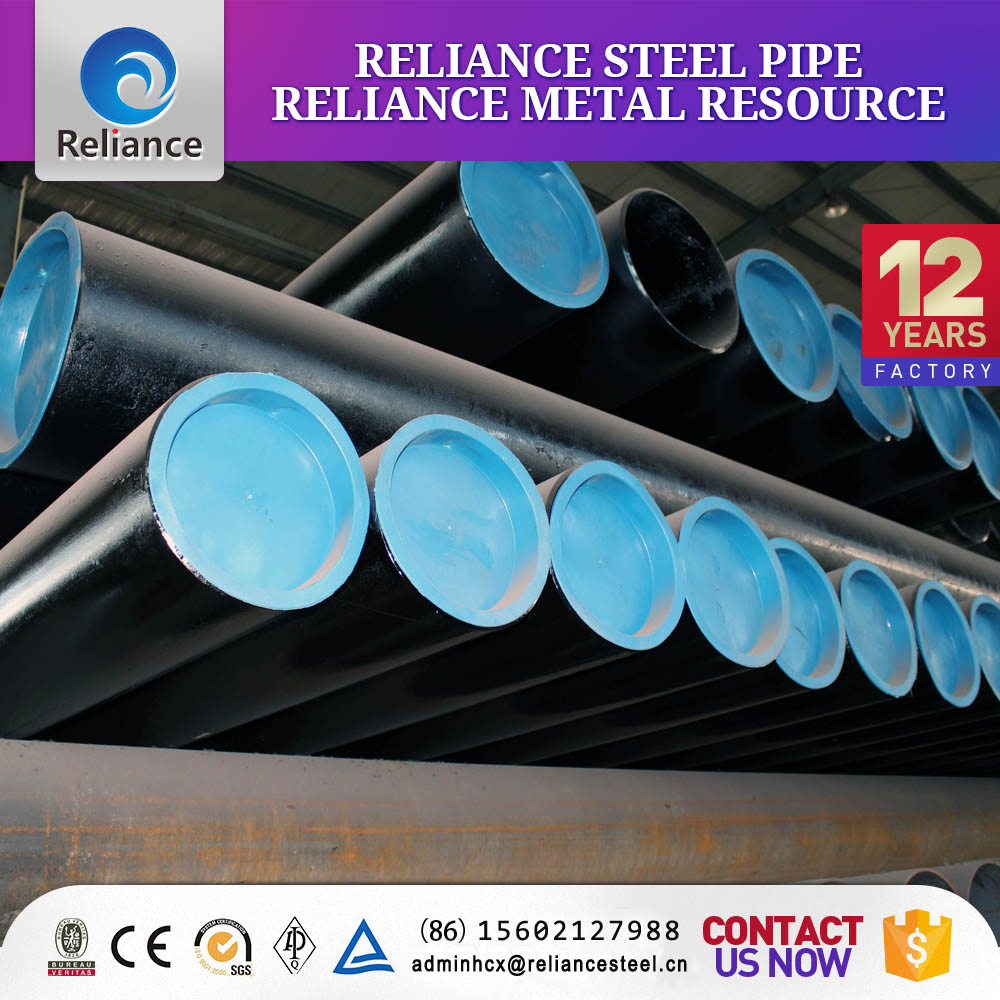Electrical application gb3087 grade 20 seamless steel pipe
