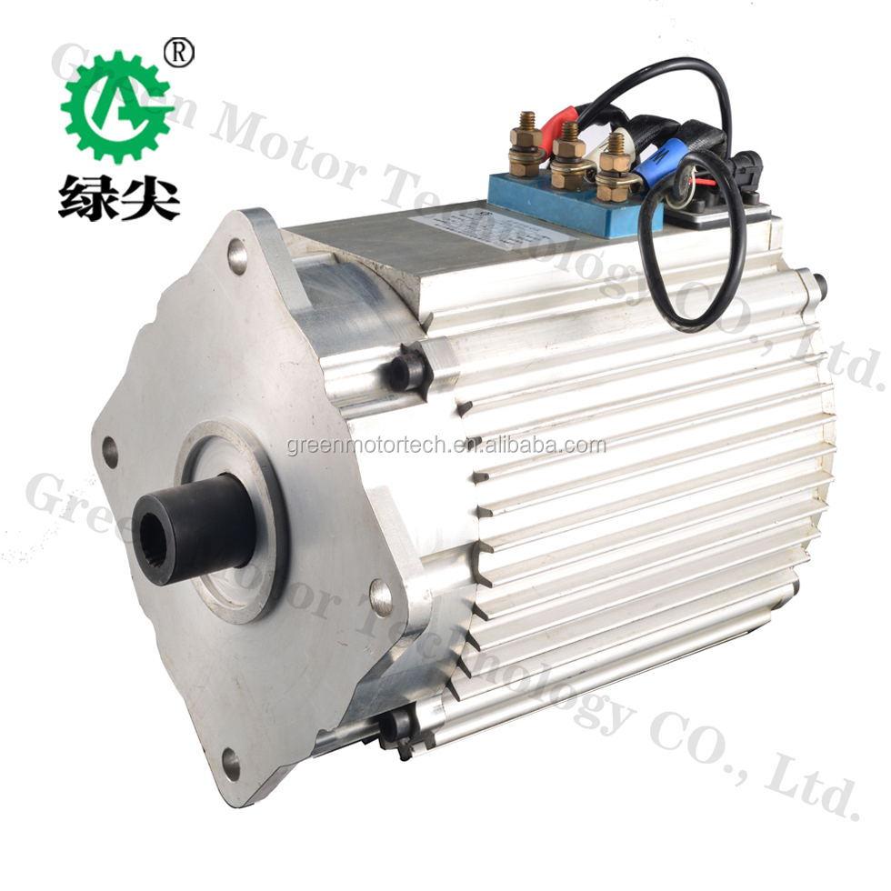 Hochleistungs elektromotor 48v 3kw 5 kw elektro for 1 kw dc motor