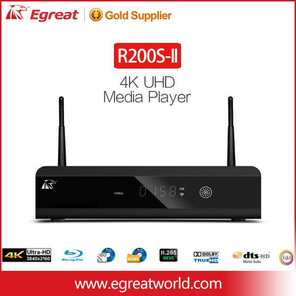 Media player egreat r200s ii 4k 3d