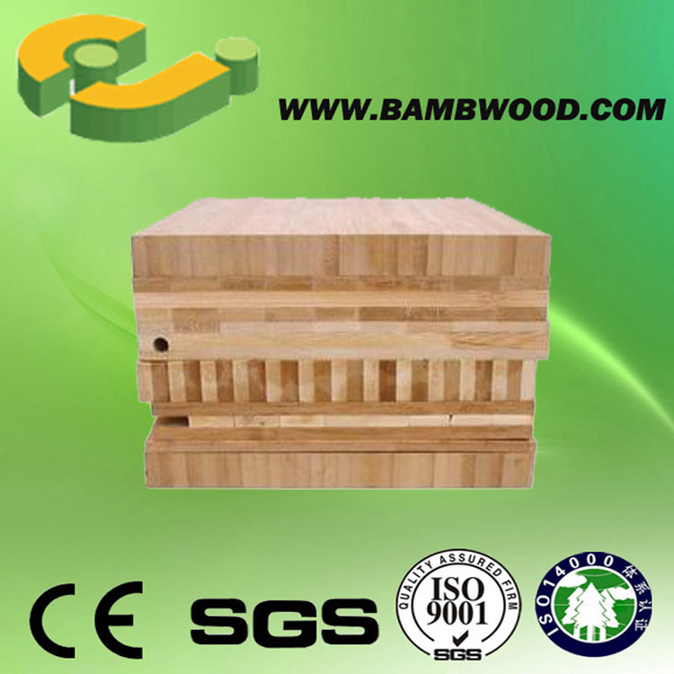 Bamboo Plywood Floor Panel In China