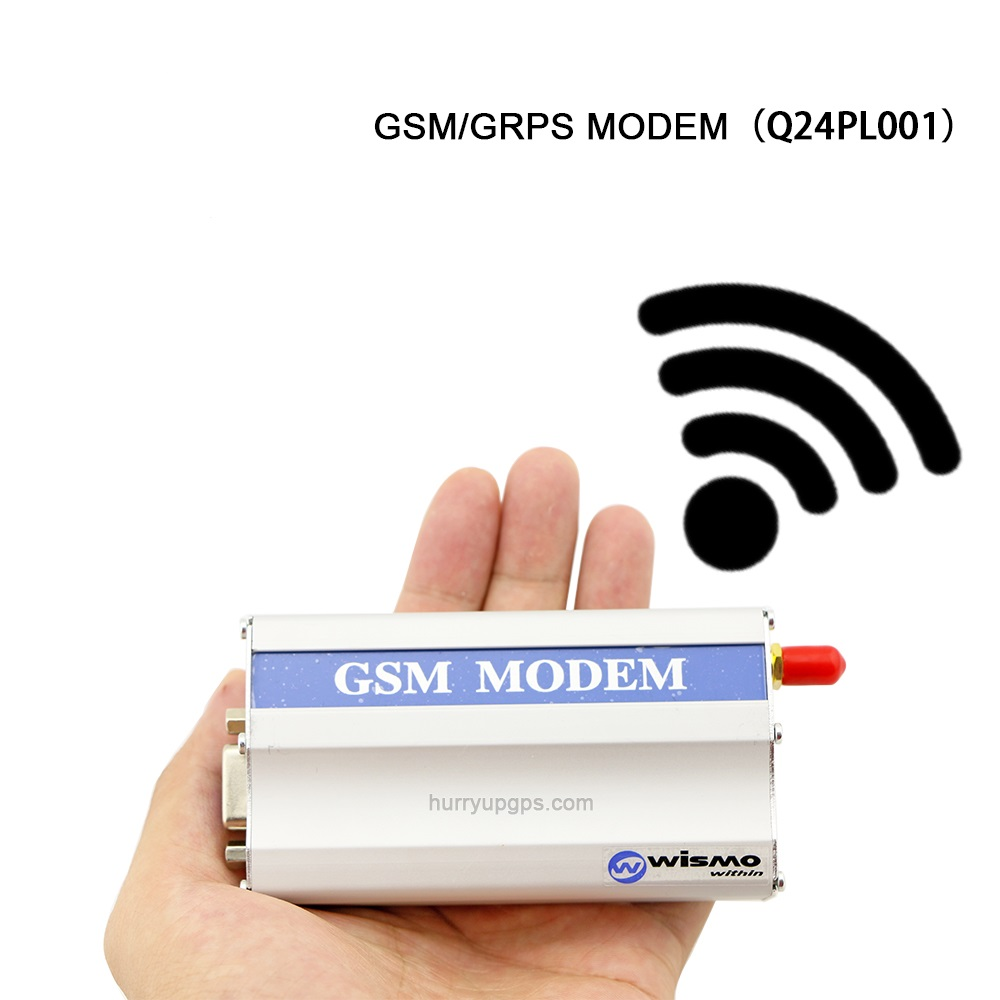 Wavecom Q24PL001 GSM <strong>Modem</strong> with USB or RS232 interface DB15