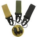 3Pcs Lot Outdoor Camping Tactical Carabiner Backpack Hooks Olecranon Molle Hook Survival Gear EDC Military Nylon