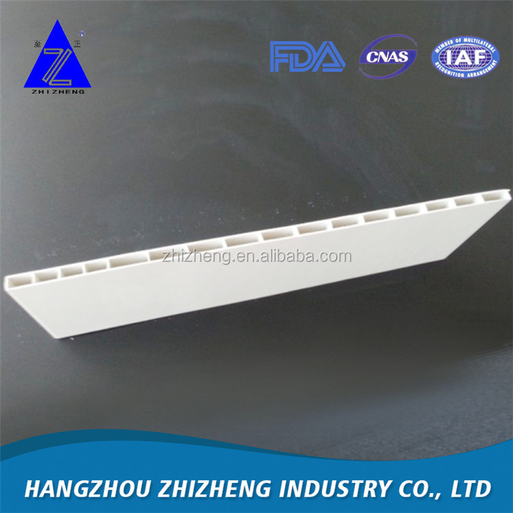 Zhi Zheng 600*15mm strong packing pvc ceiling panel farrowing cages for sale