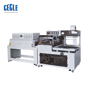 automatic shrink wrapping machine , box and cartons L-sealer wrap machine