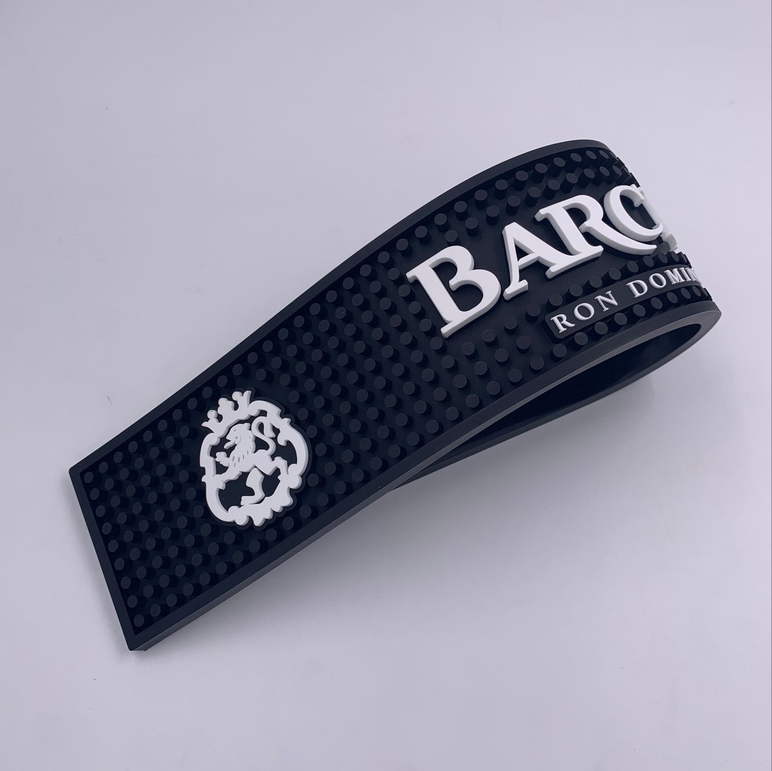 New Design Branded Soft PVC Rubber Bar Counter Beer Mat