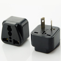 1 Year Guarantee Universal Outlet Power Adapter Australian Plug