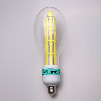 High Power 65W 7500lm E40 Led Bulb Light For Factory Storage Street Lighting