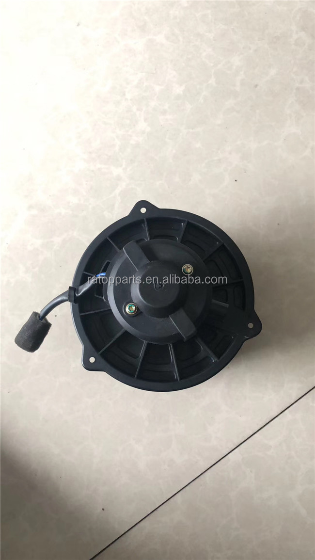11N6-90700 Blower Fan Motor for R210-7 R210LC-7 R200-9 R220-7 R290-7 Excavator